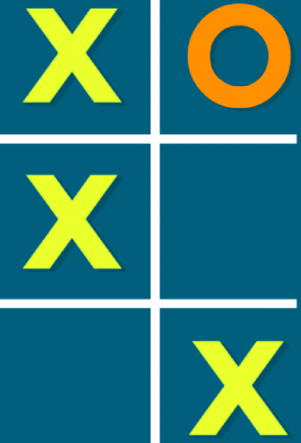 Tic Tac Toe Game Screenshot