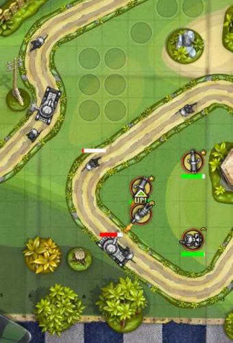 Toy Defense Game Screenshot