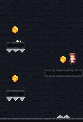 Treasure Hunter Game Screenshot