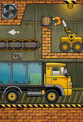Truck Loader 4 Game Screenshot