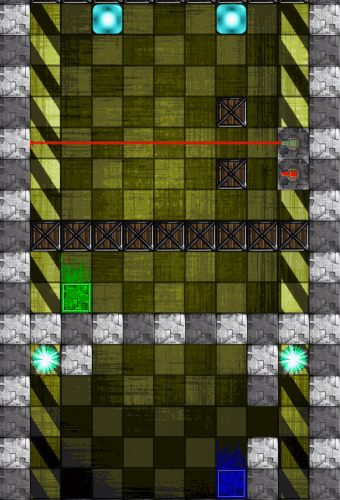 Two Lights Game Screenshot