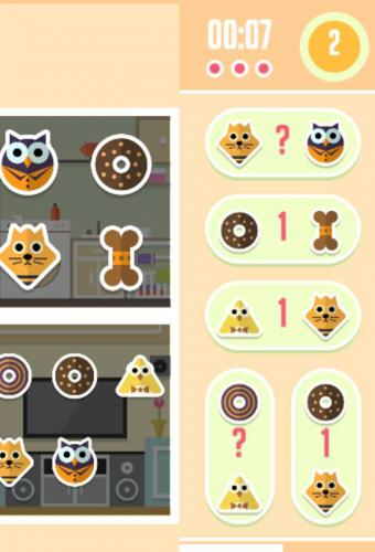 Where Are My Pets Game Screenshot