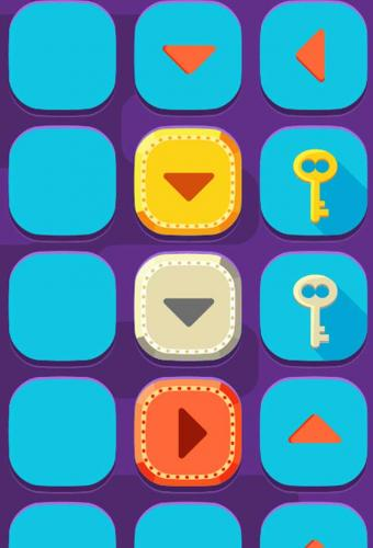 Zippy Boxes Game Screenshot