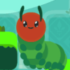 Caterpillar Crossing Game