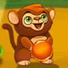 Monkey Bubble Shooter Game