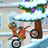 Moto X3M Winter Game