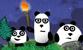 3 Pandas: Night