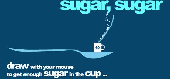 Sugar sugar sugar sugar