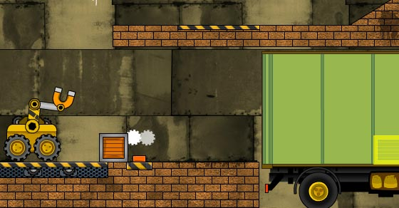 Truck Loader 2 - Play it now at CoolmathGames com