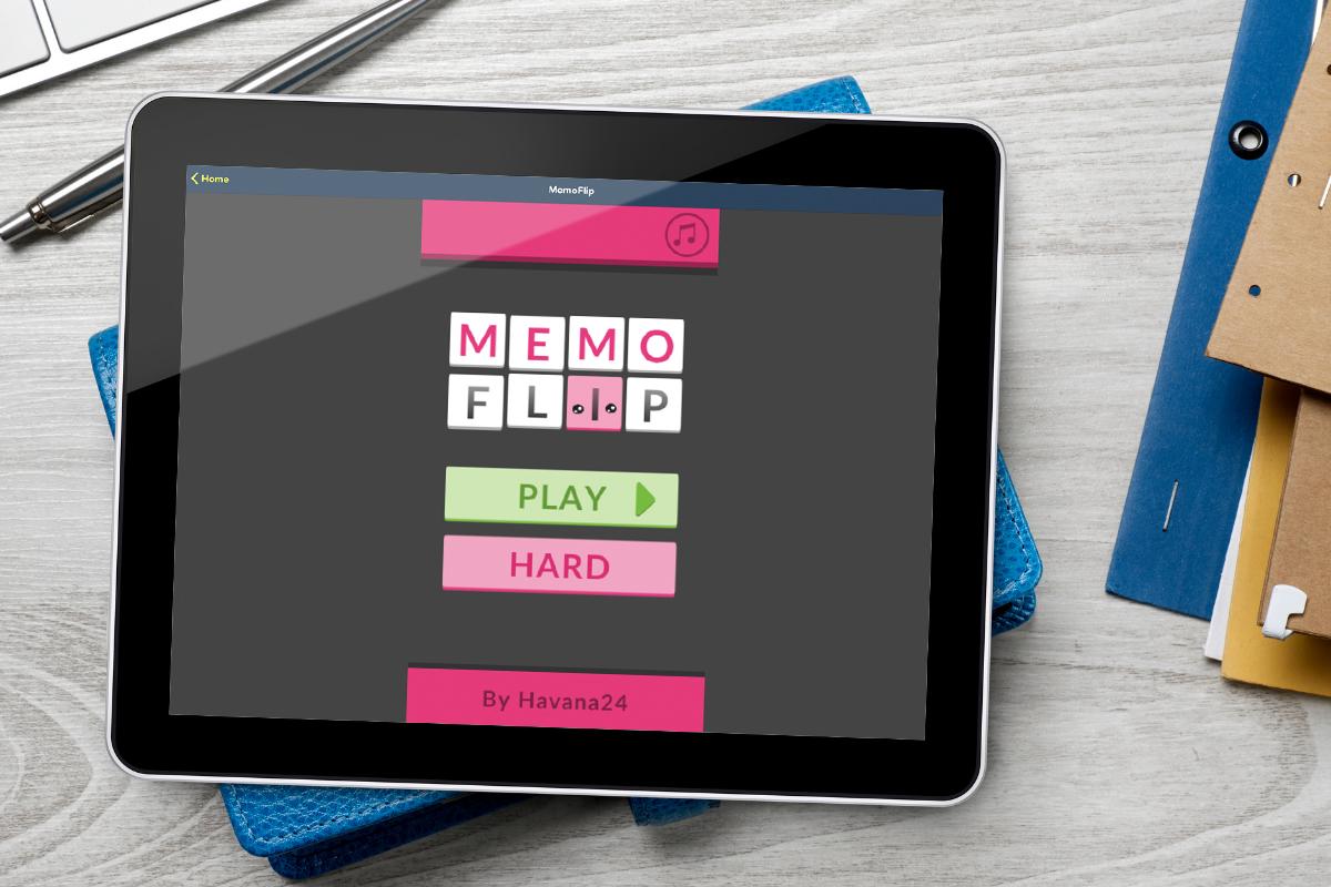 memoflip mobile