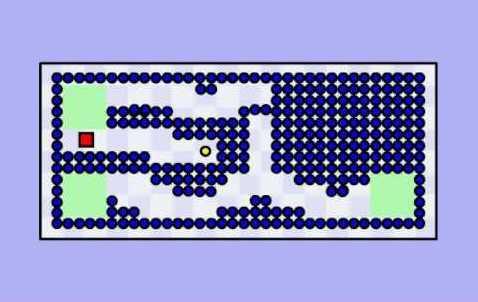World's Hardest Game level 12