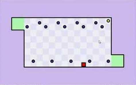 World's Hardest Game level 21