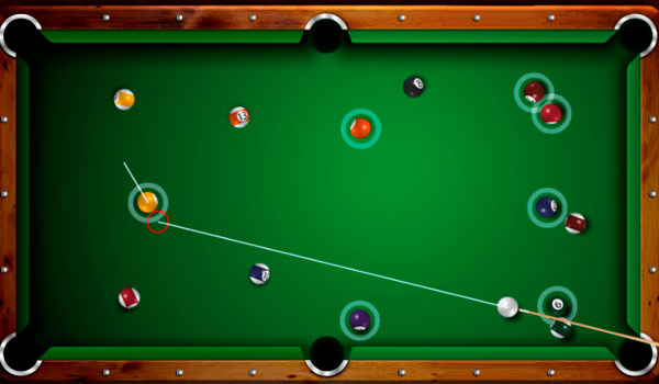 Play Billiards Online Multiplayer Pool Coolmath Games