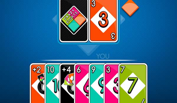 Crazy Eights - Play it now at CoolmathGames.com