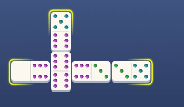 Dominoes Play It Now At Coolmathgames Com