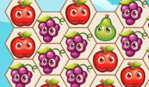 Play game Fruita Swipe 2 cool math games - Free online ...