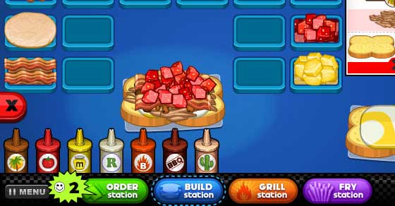 Papa Louie 2: When Burgers Attack! - Play it now at ...