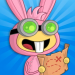 Poptropica Bunny with Map Avatar