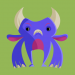 Violet Monster Avatar